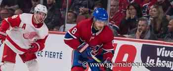 [EN DIRECT] Red Wings 1 - Canadiens 0