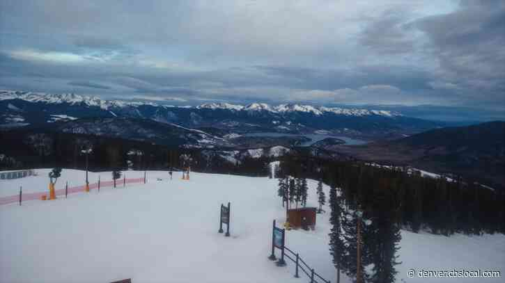 Keystone Asks Permission For Lift Access To 2 High-Alpine Bowls