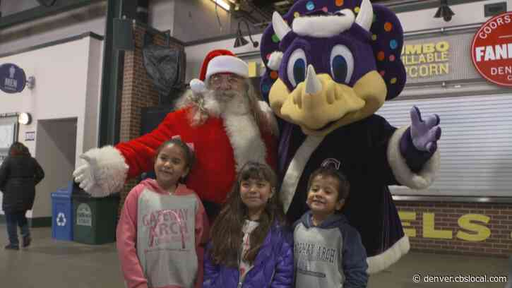 Denver Dream Center 'Helps Us Out In A Big Way' With Santa's Elves Giving Event