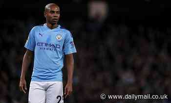 Fernandinho dismisses claims his positional change is behind Manchester City's struggles