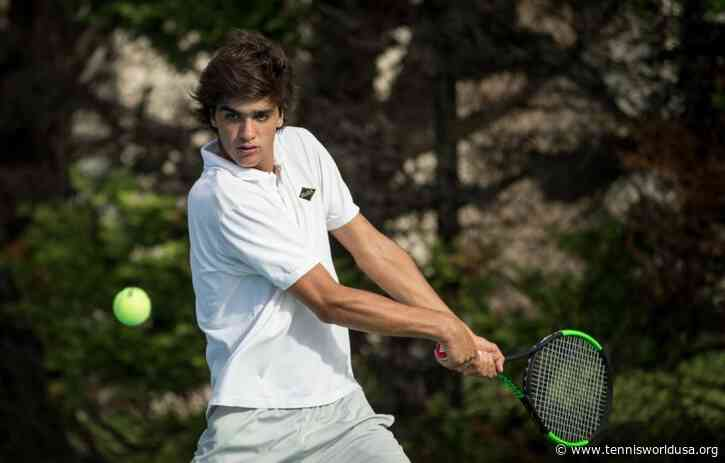 Argentinian tennis player Luciano Tacchi Cleared by ITF of Doping Charges