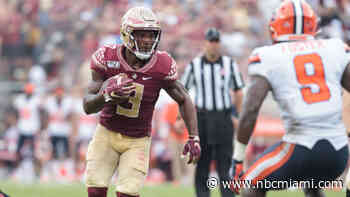 Florida State's Cam Akers to Enter Draft, Won't Play in Bowl Game