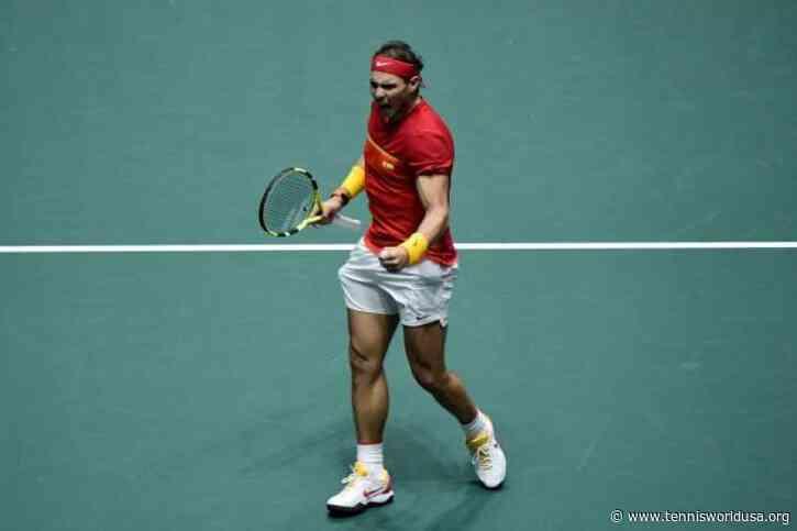 Everyone expects Rafael Nadal to win. It's not easy - Suarez Navarro