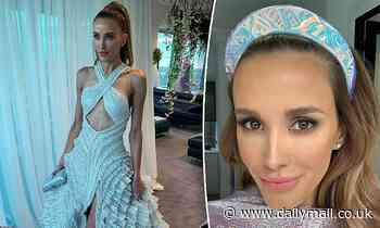 Rebecca Judd is planning her 'all-important' Christmas outfit