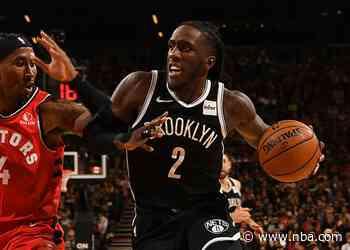 Raptors 110, Nets 102: Brooklyn Falls on the Road in Toronto