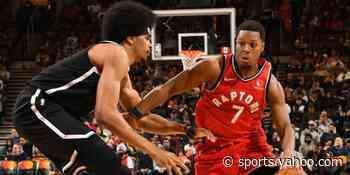 GAME RECAP: Raptors 110, Nets 102
