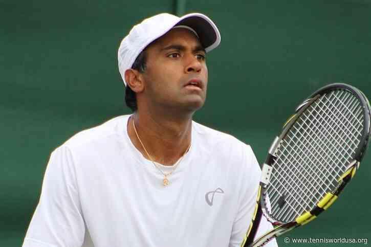 Rajeev Ram to Partner Close Friend Sania Mirza at Australian Open