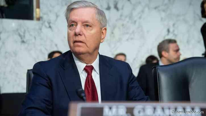 Lindsey Graham Invites Rudy Giuliani to Push Biden-Ukraine Conspiracy Theories in Senate Committee