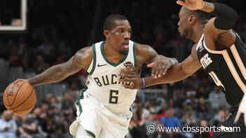 Eric Bledsoe injury update: Bucks point guard will miss two weeks with fracture in right leg