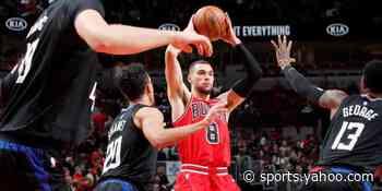GAME RECAP: Bulls 109. Clippers 106