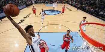 GAME RECAP: Grizzlies 128, Wizards 111