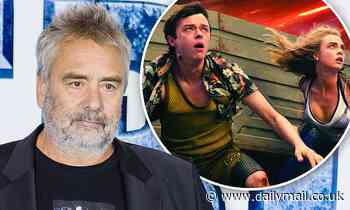 Luc Besson's company EuropaCorp posts $25MIL loss while struggling under $182MIL debt