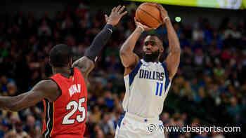 Mavericks prove they are more than just Luka Doncic's team with impressive near-comeback vs. Miami Heat