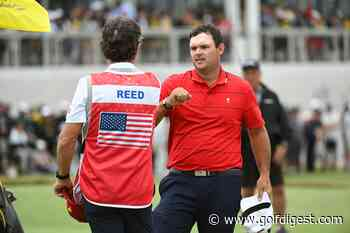 Presidents Cup 2019: Patrick Reed's miserable week ends with an impressive Sunday stand