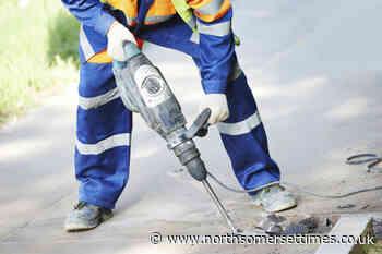 Road closures for resurfacing work