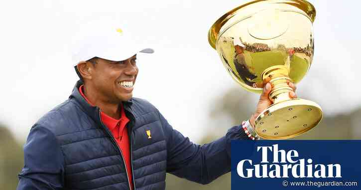 Tiger Woods leads USA to stunning comeback victory in Presidents Cup