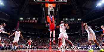 GAME RECAP: Pistons 115, Rockets 107