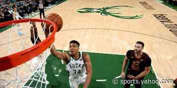 GAME RECAP: Bucks 125, Cavaliers 108
