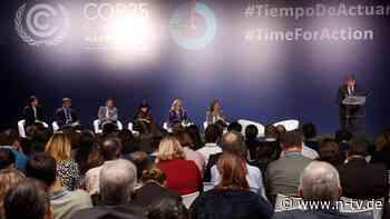 """""""Bitte lasst es enden"""": Klimakonferenz wankt Debakel entgegen"""