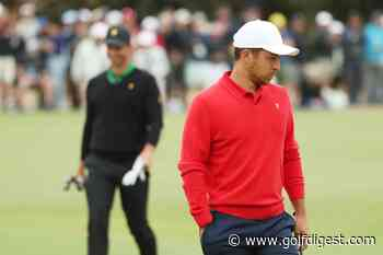Presidents Cup 2019: Xander Schauffele is the easy choice for unsung hero of the U.S. team