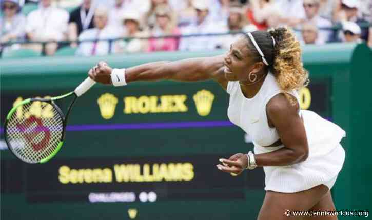 Serena Williams wants to win a Grand Slam as a mother, says Suarez Navarro