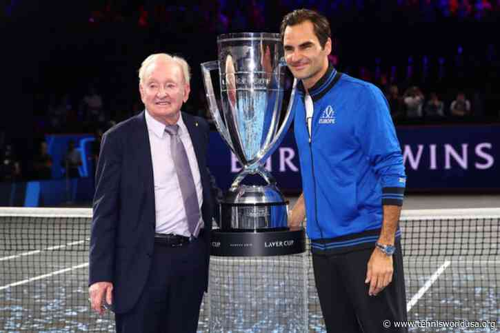 Tickets for 2020 Roger Federer's Laver Cup to go on sale in early March