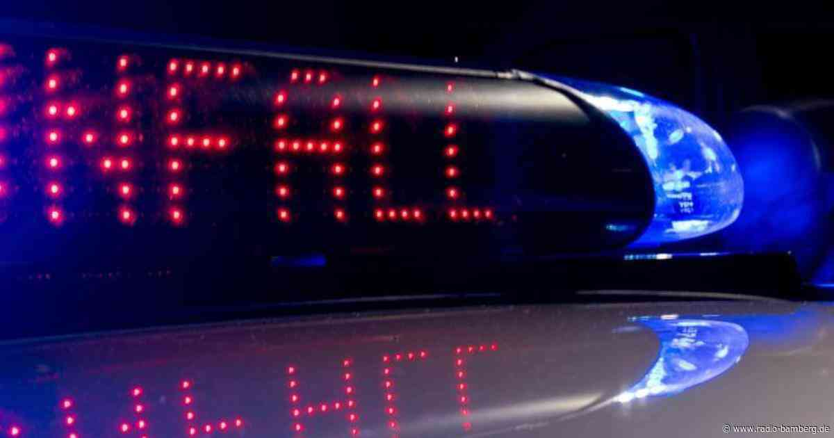 Zwei Verletzte bei Autounfall in Landshut