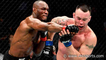 UFC 245 results, highlights: Kamaru Usman outlasts Colby Covington in hellacious war for late TKO victory