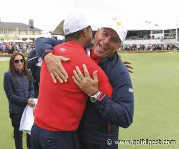 Presidents Cup 2019: Seven things that broke right on Sunday for the Americans
