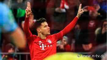 Drei Tore, zwei Vorlagen: Coutinho verzaubert den FC Bayern