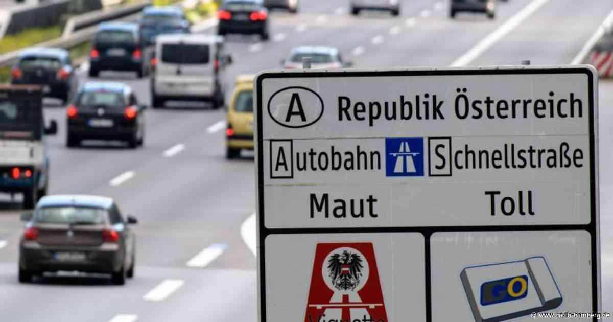 Fünf grenznahen Autobahnstrecken in Österreich mautfrei