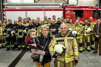 Brandweer Staden zwaait Jan Lievens uit