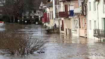 Behörden in Alarmbereitschaft: Zwei Tote bei Unwetter in Südfrankreich
