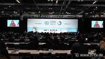 Einigung in Madrid?: UN-Klimagipfel steht vor dem Abschluss
