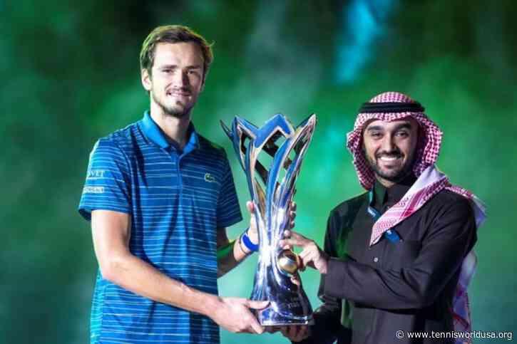 Prince Abdulaziz: 'Diriyah Tennis Cup is off to an incredible start'