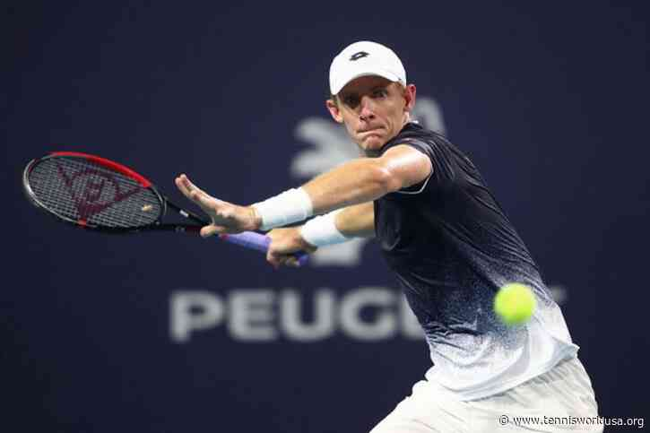 Kevin Anderson and Lloyd Harris to play on February 2 in Soweto