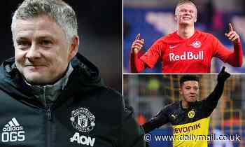 Ole Gunnar Solskjaer 'to be handed £250M war-chest to rebuild Manchester United'