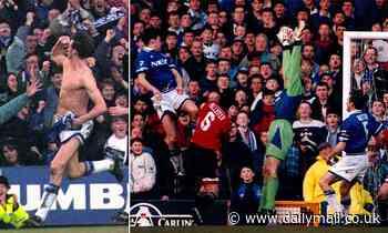 Duncan Ferguson will relish taking on Manchester United again