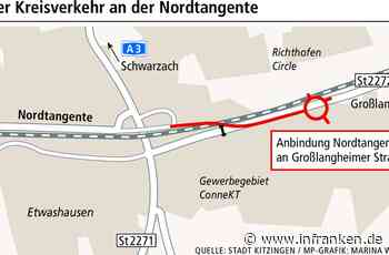 Nordtangente bekommt Direktanschluss an Großlangheimer Straße
