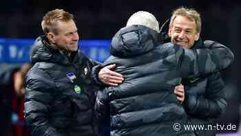 Hundertwasser baut Fertighäuser: Klinsmann pfeift auf Fußball mit der Hertha