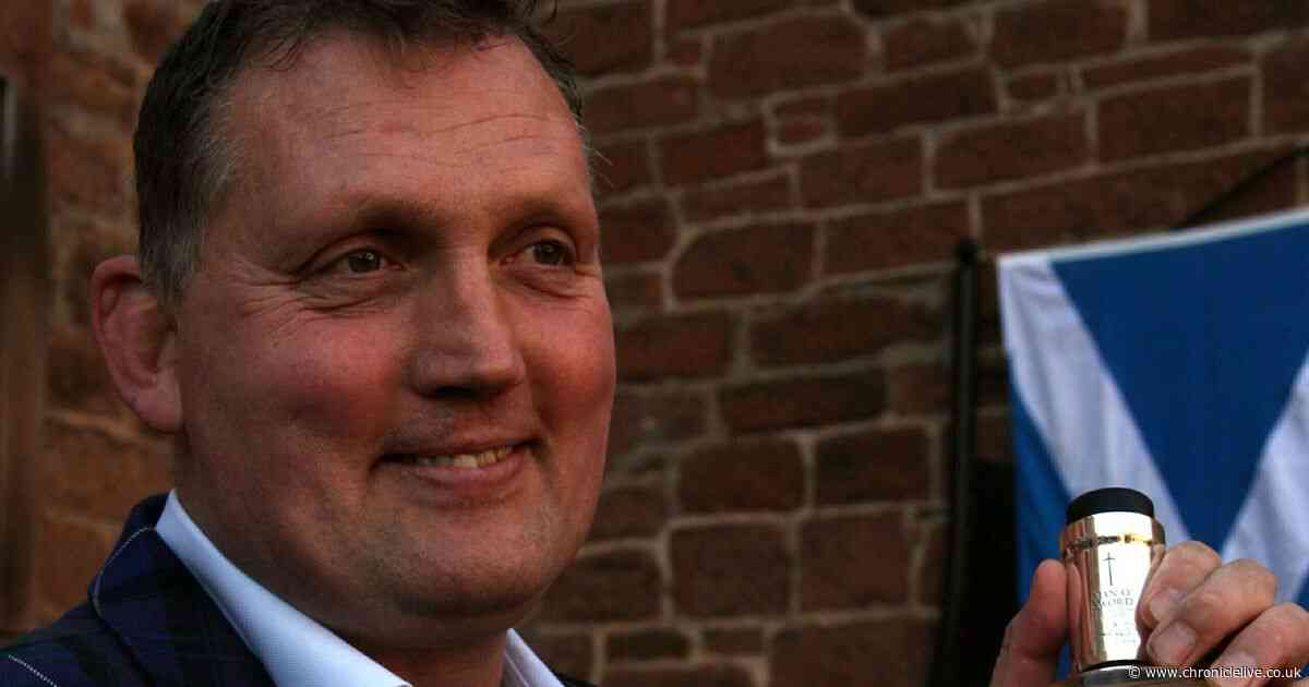 Doddie Weir wins Helen Rollason Award at BBC Sports Personality of the Year 2019 show