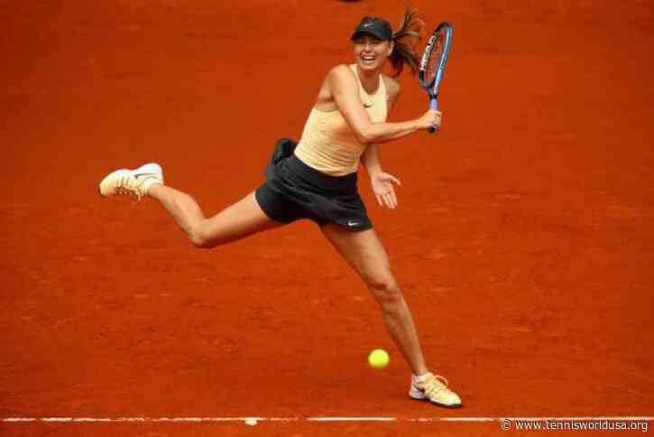 I like Nutella a lot, admits Maria Sharapova