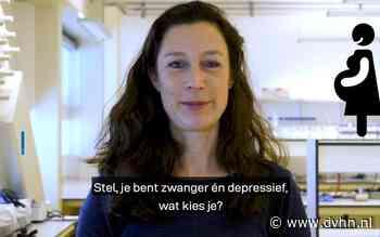 1 op de 5 zwangere vrouwen krijgt depressie-klachten, mogen zij antidepressiva?