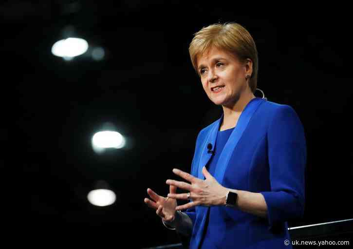 Johnson cannot keep Scotland in union against its will - Sturgeon