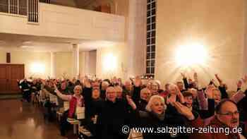 Mit Singen zu weihnachtlicher Ruhe in Salzgitter kommen