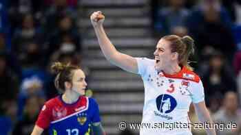 Sieg über Norwegen: Russlands Handballerinnen gewinnen WM-Bronze