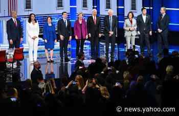 Nine Dem candidates demand DNC toss out current debate rules