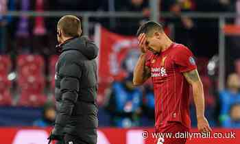 Liverpool star Dejan Lovren ruled-out for the Club World Cup as Reds confirm 20-man squad