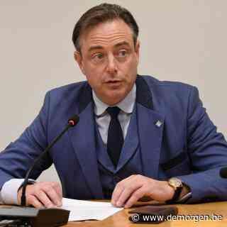 Bart De Wever (N-VA): 'Ik heb Open Vld en CD&V beloofd hen federaal nooit te laten vallen'