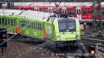 Bahn-Konkurrent : Flixtrain: Diese Städte werden ab Dezember neu angefahren